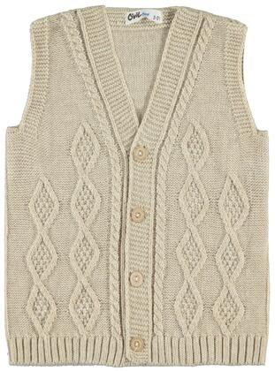 Mink - Boys` Vest - Civil