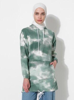 - Green Almond - Sweat-shirt