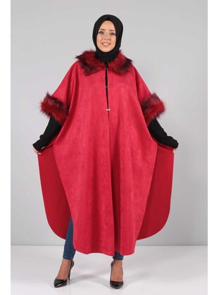 Red - Poncho