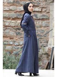 Indigo - Coat
