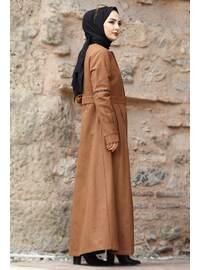 Tan - Coat