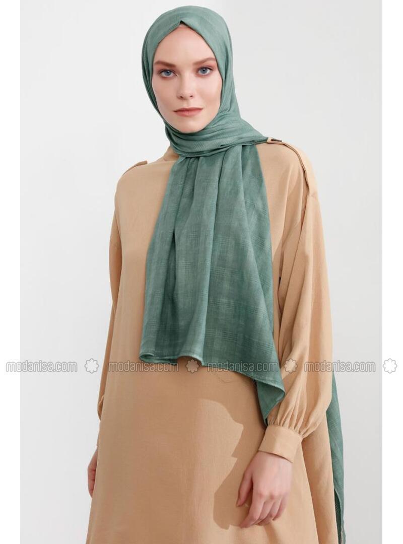 Green - Shawl