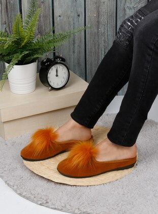 Sandal - Tan - Home Shoes