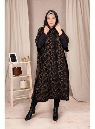 Mink - Plus Size Knitwear - BEHREM