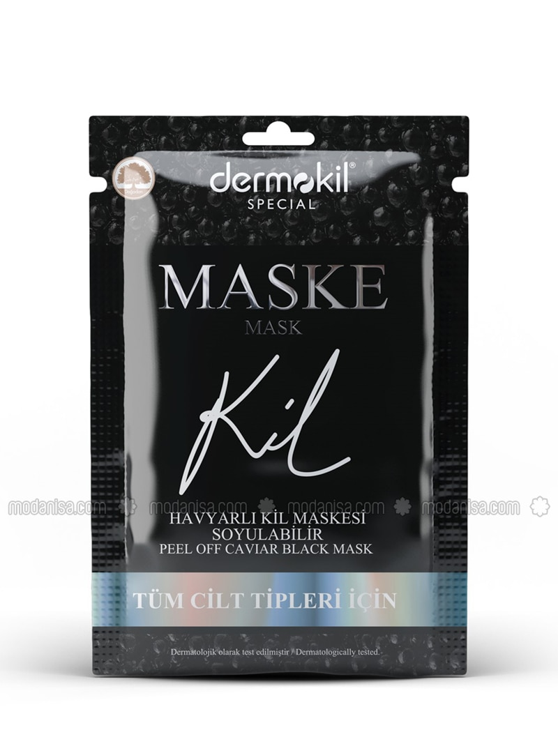 Caviar Black Clay Mask - Peelable