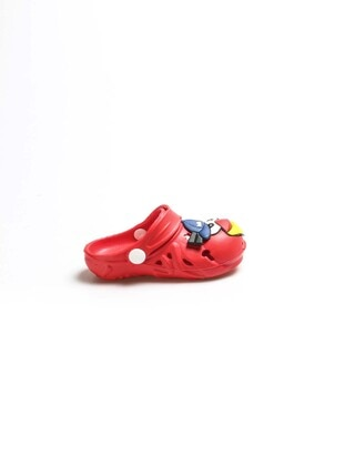 Red - Boys` Sandals - Fast Step