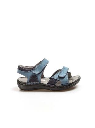 Blue - Boys` Sandals - Fast Step