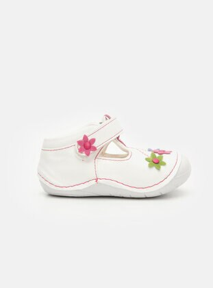 White - Baby Shoes - LC WAIKIKI