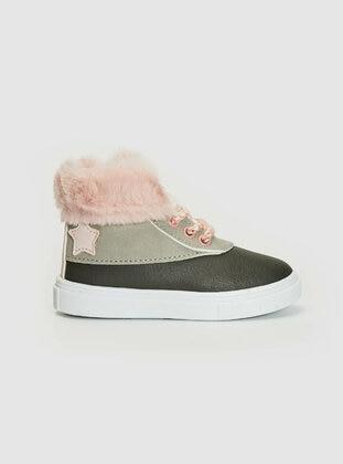 Gray - Baby Shoes - LC WAIKIKI