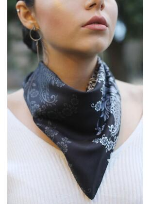 Black - Neckerchief - Afvente