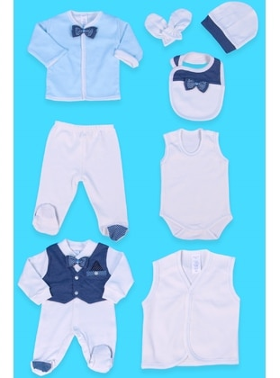 Blue - Baby Care-Pack - Breeze Girls&Boys