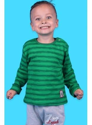 Green - baby t-shirts