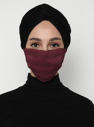 Multi - Plum - Mask