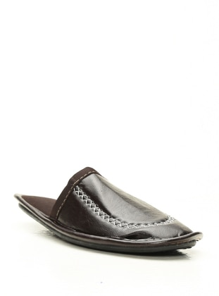 Brown - Home Shoes