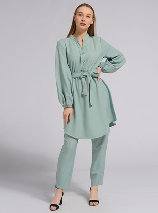 Mint - Suit