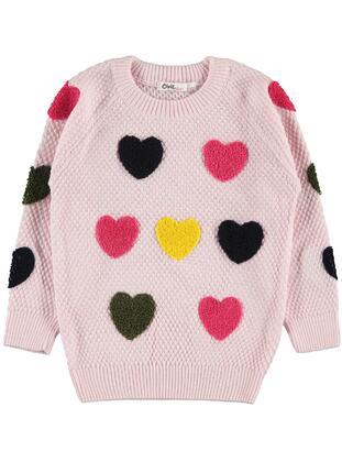Pink - Girls` Pullovers - Civil