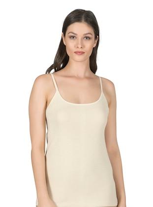 Nude - - Undershirt - Özkan İç Giyim