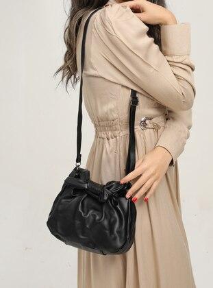 Black - Crossbody - Shoulder Bags