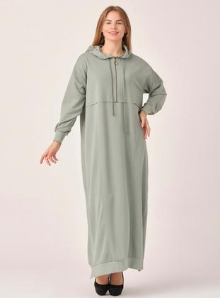 Mint - Unlined - - Dress