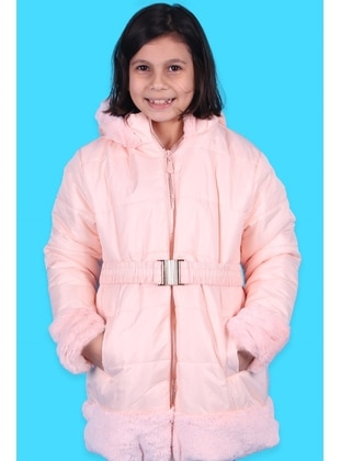 Salmon - Girls` Jacket - Breeze Girls&Boys