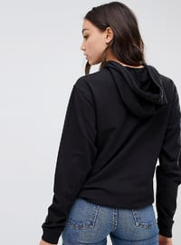 - Black - Sweat-shirt