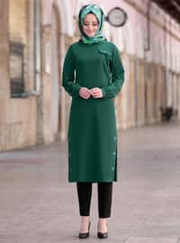 Emerald - Unlined - Crepe - Suit