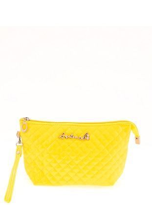Yellow - Clutch - Clutch Bags / Handbags