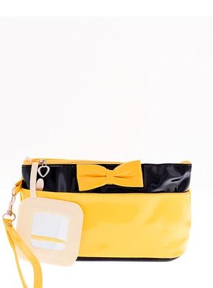 Yellow - Clutch - Clutch Bags / Handbags