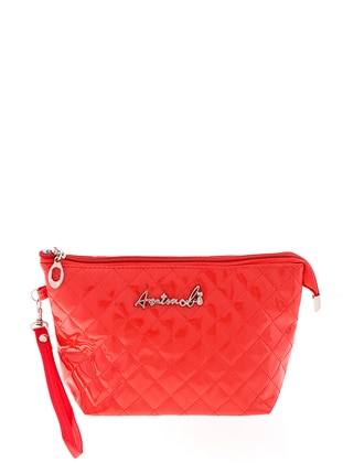 Red - Clutch - Clutch Bags / Handbags