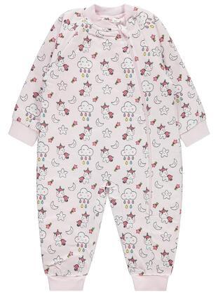 Pink - baby sleepers - Civil