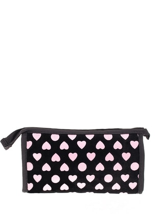 Powder - Black - Clutch - Clutch Bags / Handbags