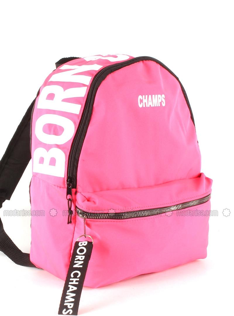 Fuchsia - Backpack - Backpacks