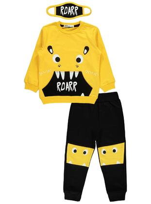 Mustard - Boys` Tracksuit - Civil