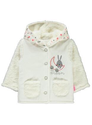 Ecru - Baby Jacket