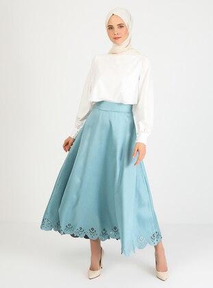 Mint - Unlined - Crepe - Suit