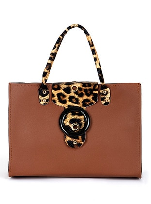 Tan - Satchel - Shoulder Bags