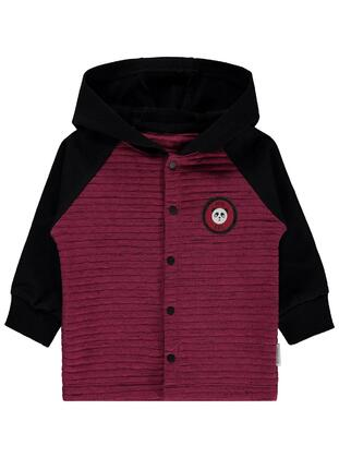Maroon - Baby Cardigan - Civil