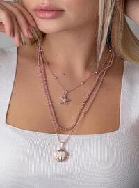 Rose - Necklace - Much and More