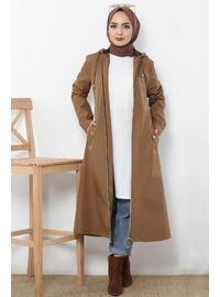 Camel - Puffer Jackets