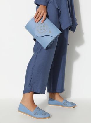 Blue - Flat - Suit