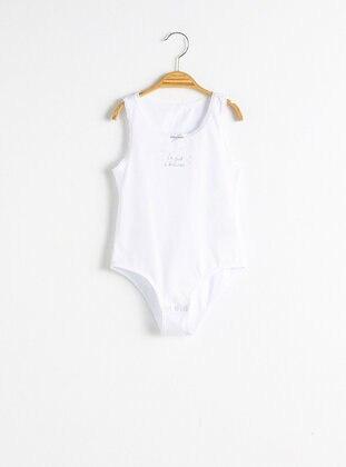 White - Girls` Underwear - LC WAIKIKI