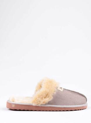 Mink - Slippers