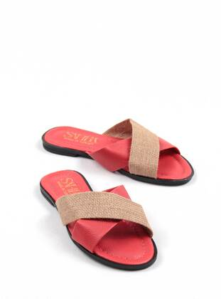Coral - Slippers