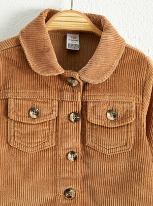 Brown - baby jackets
