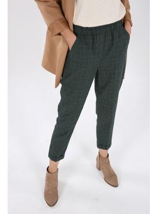 Green - Pants - Allday