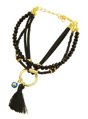 Gold - Black - Bracelet