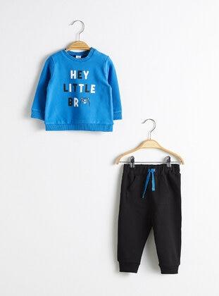 Blue - Baby Suit - LC WAIKIKI