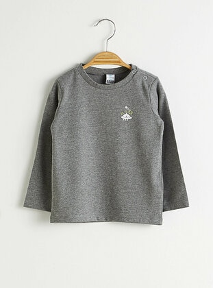 Anthracite - baby t-shirts