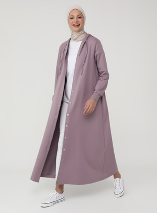 Purple - Unlined - Topcoat