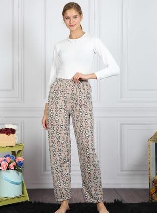 Mink - Multi - Pyjama - AKBENİZ